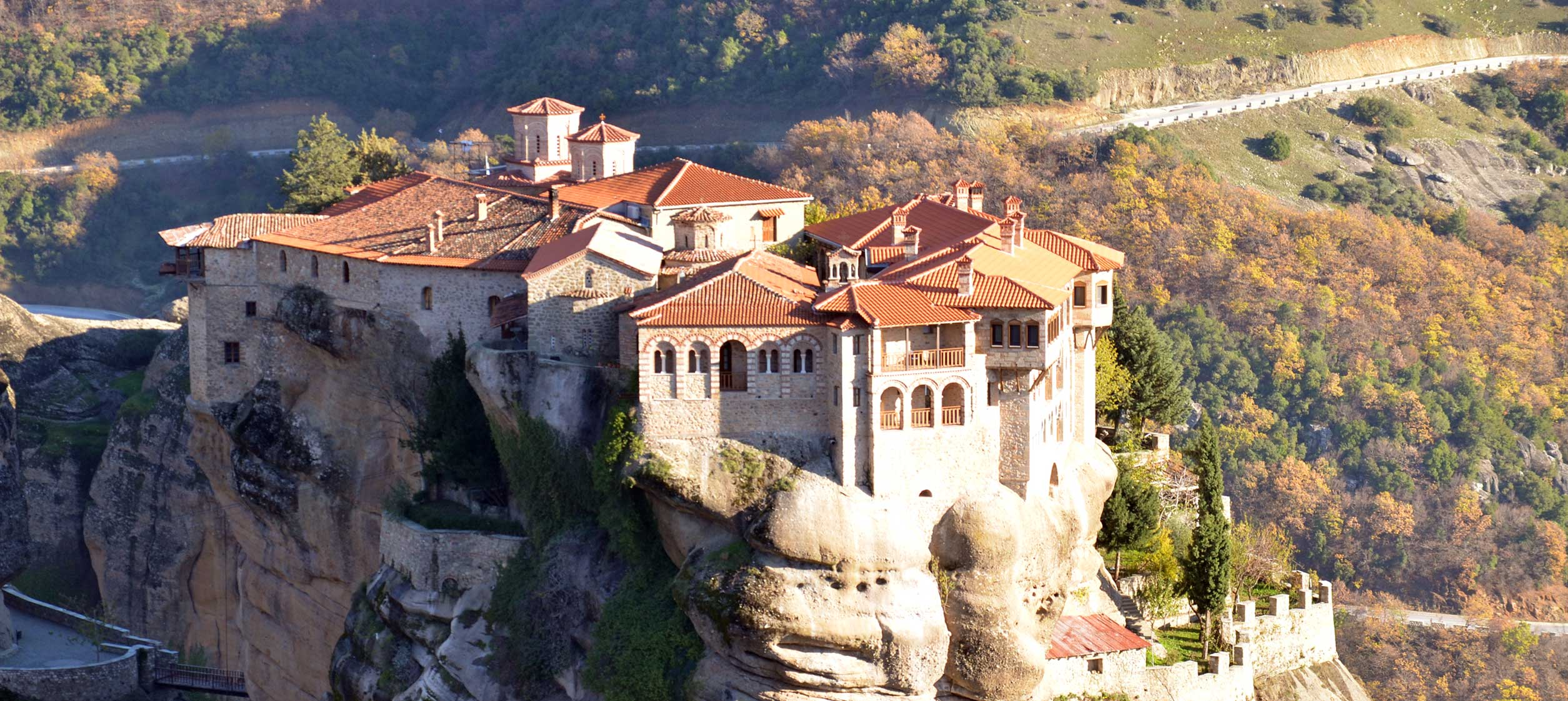 The Monasteries in Meteora, Private Sightseeing.